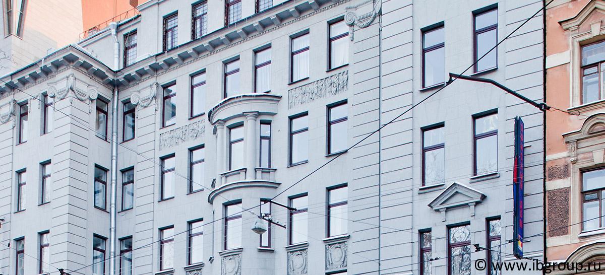 Аналитика коммерческая недвижимость в ленинградской области Аренда офиса 50 кв Загорьевский проезд